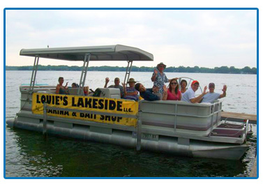 Lake geneva wisconsin vacation rentals by keefe resort for Wisconsin fishing resorts with boat rentals